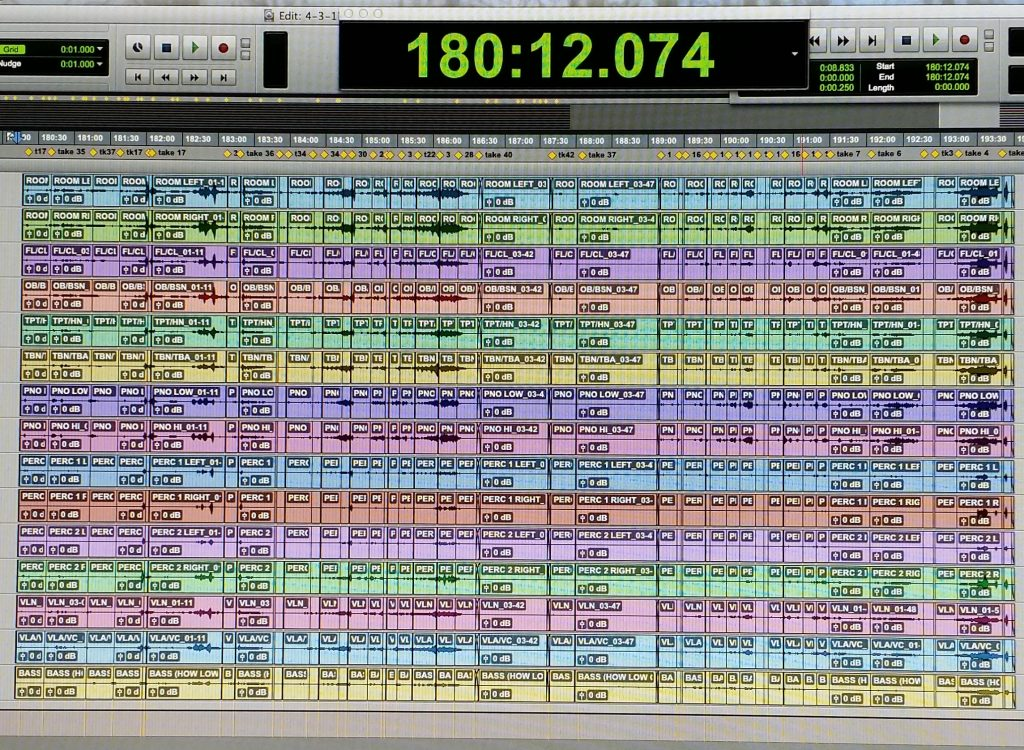 Editing in Pro Tools
